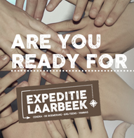 banner social media Expeditie Laarbeek_are you ready for