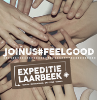 banner social media Expeditie Laarbeek_joinusfeelgood
